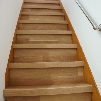 リフォーム後(階段)