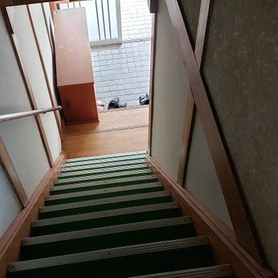 リフォーム前(階段)